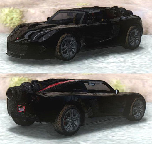 GTA V Coil Rocket Voltic
