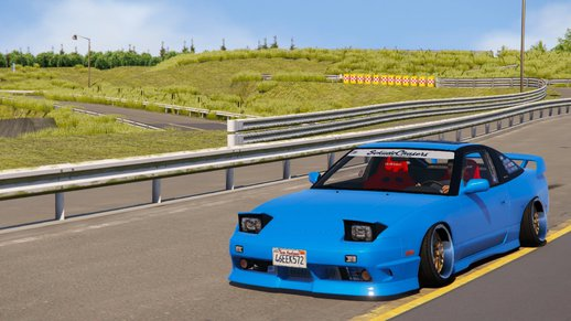 Nissan 180sx Type-X [Tuning | Multi-Livery]