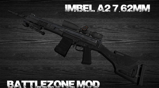 IMBEL A2 7.62mm