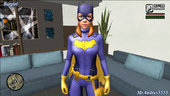 Batgirl from DC Legends