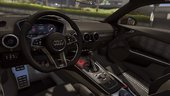 Audi TTS 2015 [Add-On / Replace | Template | Tuning]