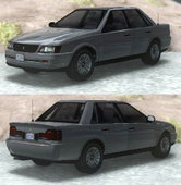 GTA V Vulcar Ingot Sedan