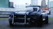 2015 Ford Mustang GT 'Barricade' Transformers 5