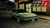 Nissan Silvia S13 (Initial D)