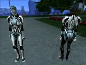 Samara Smokin Hot Unitologist From Mass Effect 2