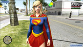 Supergirl from DC Comics Legends