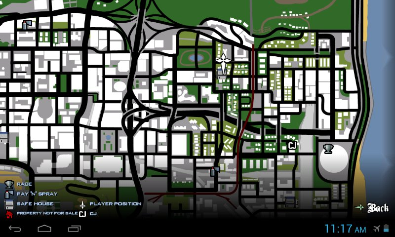 GTA San Andreas GTA SA Android Starter Save Mod - GTAinside com