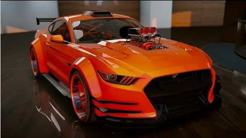 gta 5 ford mustang gt [add on | tuning] mod gtainside.com