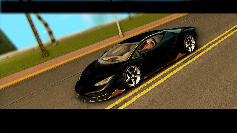 Gta 3 Lamborghini Centenario Lp770 4 V1 Mod Gtainside Com