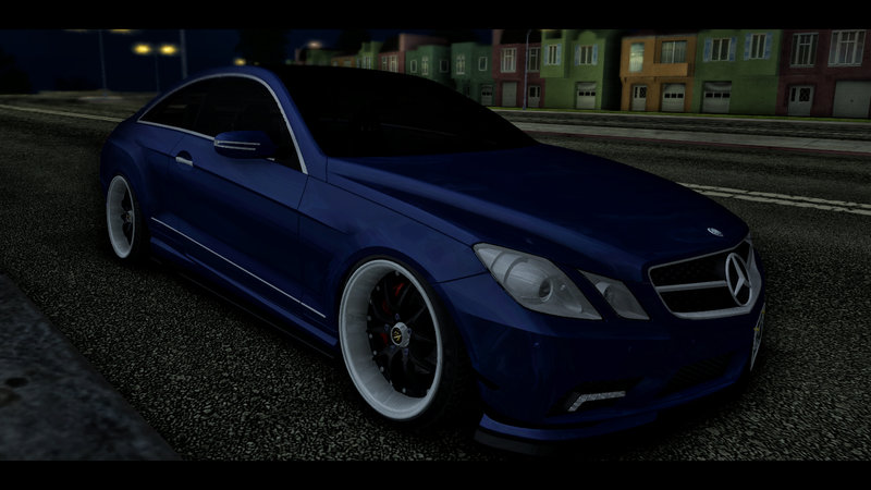 Gtainside gta mods addons cars maps skins and more for Mercedes benz w207