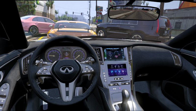 GTA 5 Cadillac Escalade FBI Petrol Vehicle 2015 [Replace] Mod - GTAinside.com