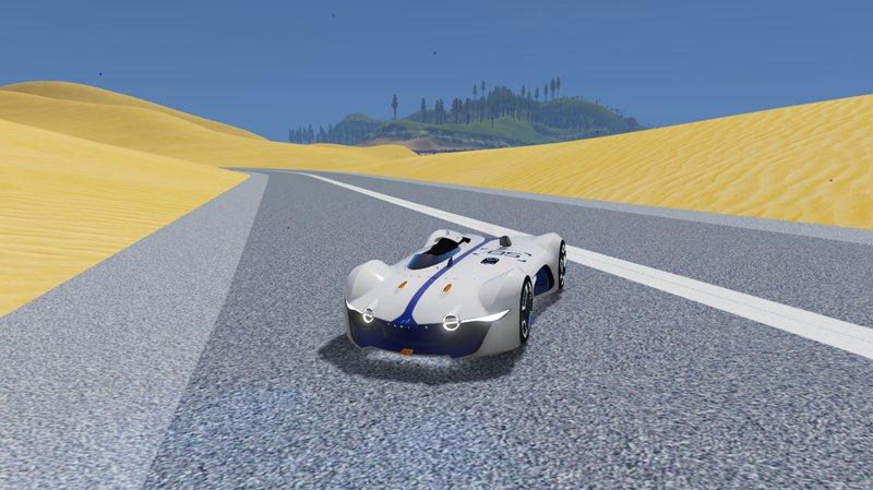 Gta 5 2015 Alpine Vision Gran Turismo Concept Add On Mod
