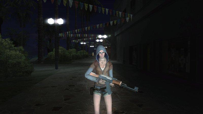 GTA 4 MOD :DmC Devil May Cry Kat Pack ~ GTA