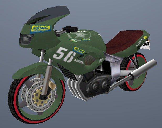 Top 12 Mod Motor Pcj 600 Gta Sa Dff Only - Gorgeous Tiny