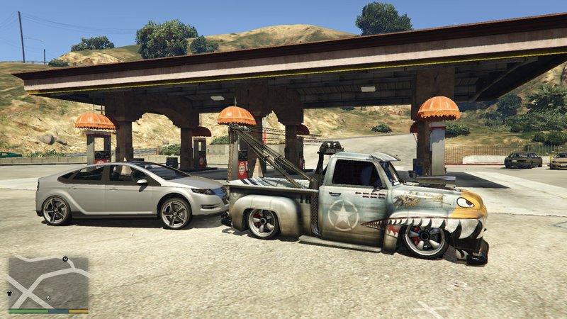 Gta 5 Custom Cars >> Gta 5 Benny S Custom Tow Truck Mod Gtainside Com