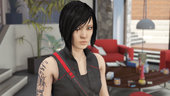 Faith Connors Mirror's Edge Catalyst [Add-On Ped / Replace]