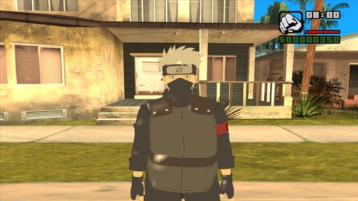 Kakashi The Last (NUNS4)