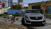 2016 Cadillac CTS-V [Add-On / Replace] 1.2