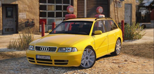 1999 Audi S4 Avant [Add-On / Replace]