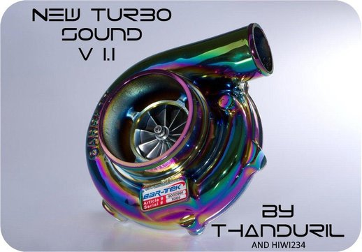 New Turbo Sound 2017