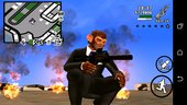 GTA V Assault SMG/FN P90 No Txd For Android