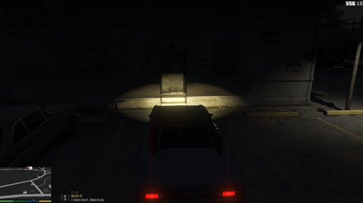 Realistic Headlight Mod Version 2 [Replace] 1.8