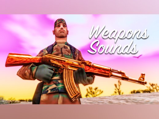 Weapons Sounds COD-MW2