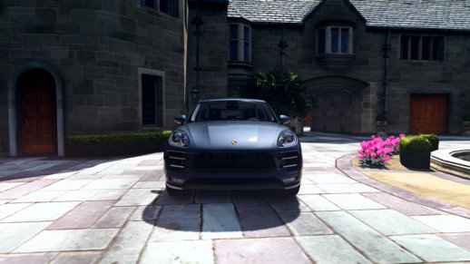 2016 Porsche Macan Turbo [Add-On / Replace]