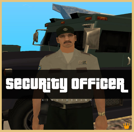 CHUFF Security | Brown Uniform