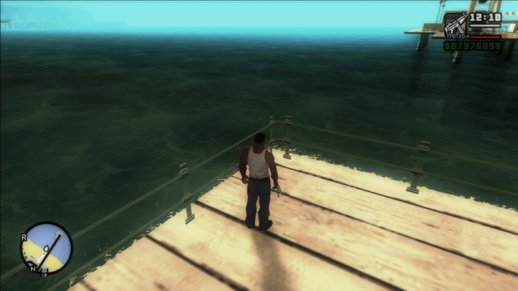 GTA 5 Water For San Andreas