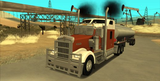 Kenworth W900 & Trailer Pack