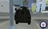 Cobra type APC-Robot turret