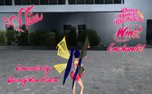Musa Enchantix from Dance Dance Revolution Winx Club