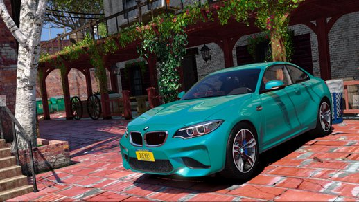 BMW M2 [Replace]