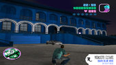 Dark Blue Vercetti Estate