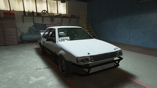 Futo Drift Missile [Replace]