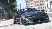 Toyota GT86 RocketBunny [Add-On / Replace]