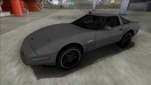 1996 Chevrolet Corvette C4 FBI