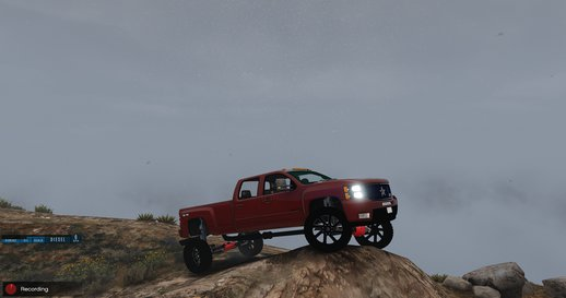 Chevrolet Silverado LTZ 2500 Lifted