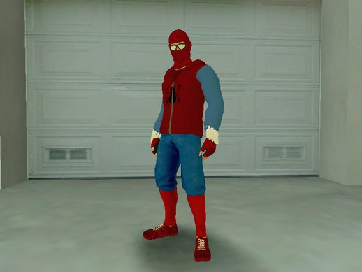 Homecoming- Home Costume (Fan Made)