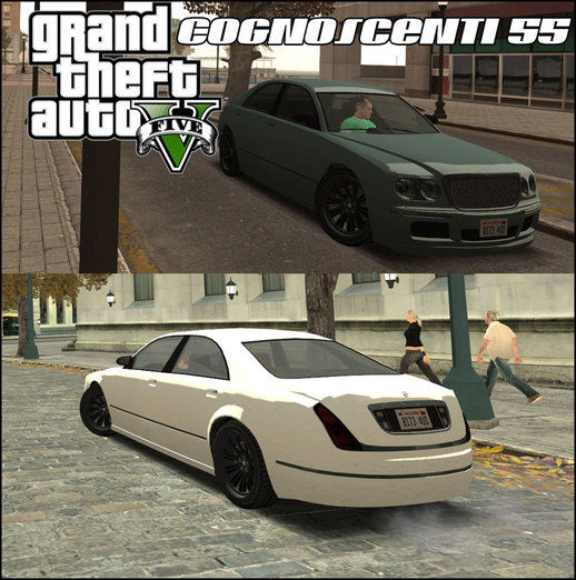 GTA V Enus Cognoscenti 55