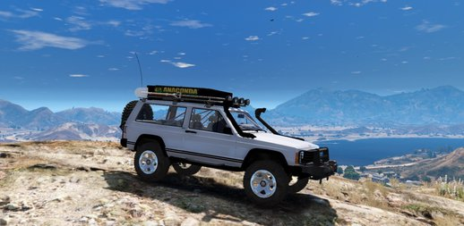 1998 Jeep Cherokee Off Road