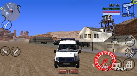 Ford Transit Ambulance For Android
