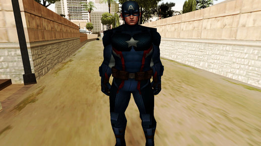 Marvel Future Fight - Captain America (ANAD)