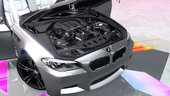2012 BMW M5 F10 [Add-On / Replace | Animated] v1.1