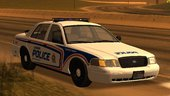 2010 Ford Crown Victoria  London, Ontario Police Department