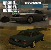GTA V Vapid Stanier