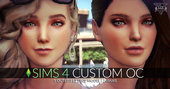 Sims 4 Custom Female Ped [Add-On Ped/Replace]