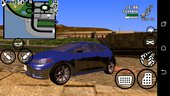 GTA V Dinka Blista v2 dff only for Android