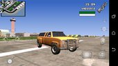 GTA V Vapid Bobcat XL no txd for android